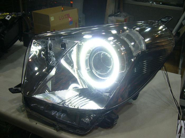 Toyota Iq Ledイカリング加工